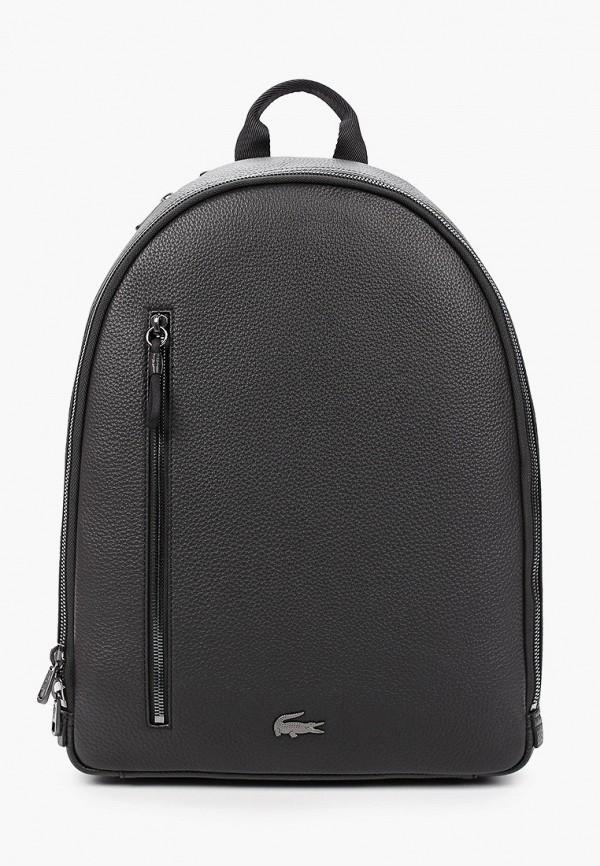 Рюкзак Lacoste Lacoste  черный фото