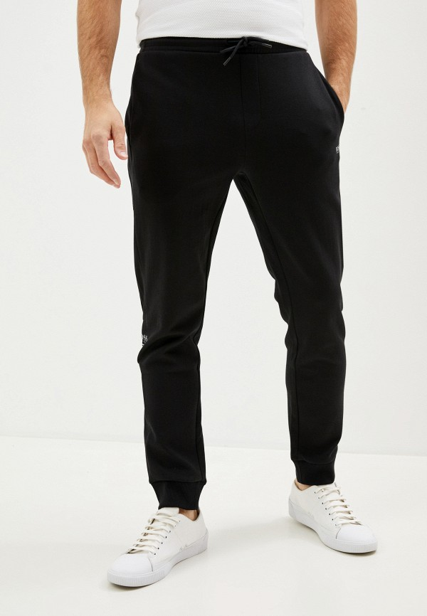 мужские спортивные брюки boss, черные