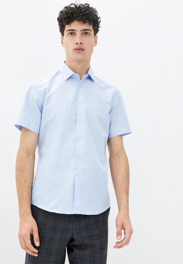 мужская рубашка brostem, голубая