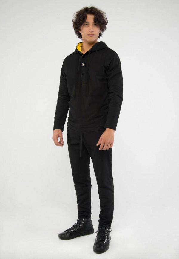 мужской спортивный костюм bodro design, черный