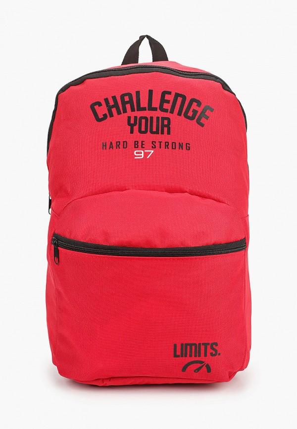мужской рюкзак defacto, красный