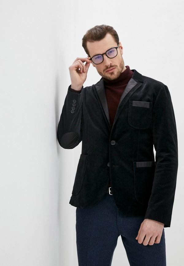Пиджак Absolutex серого цвета
