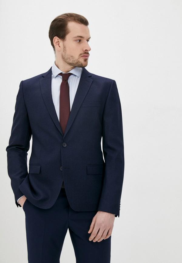Пиджак Absolutex синего цвета