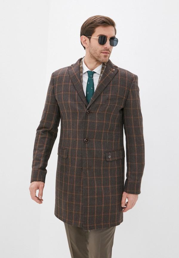 Пальто Absolutex Absolutex  коричневый фото