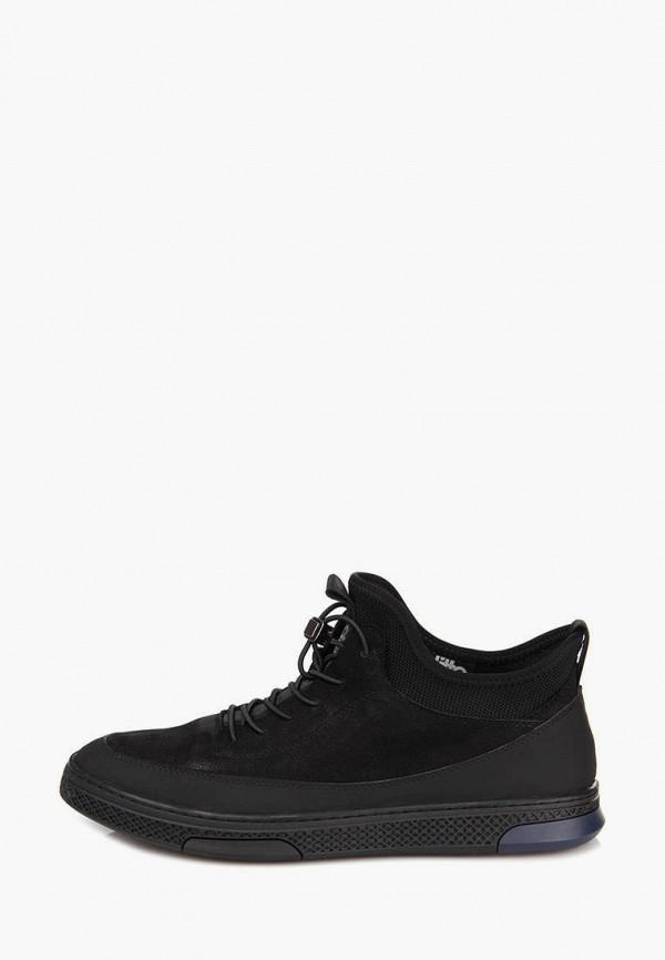 мужские ботинки ditto, черные