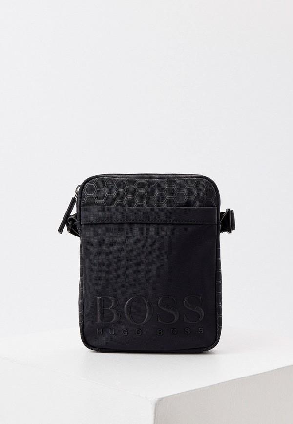 мужская сумка через плечо boss