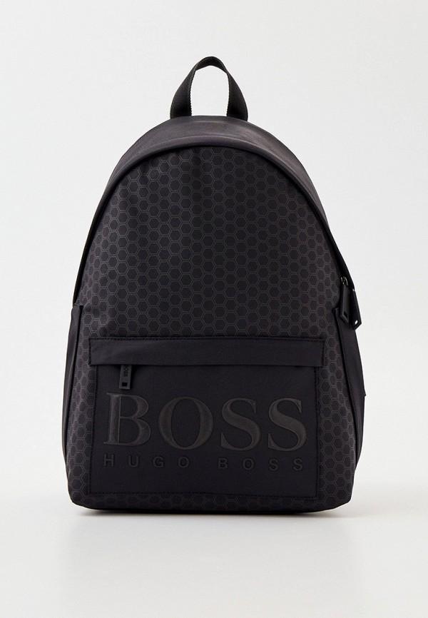 мужской рюкзак boss, черный