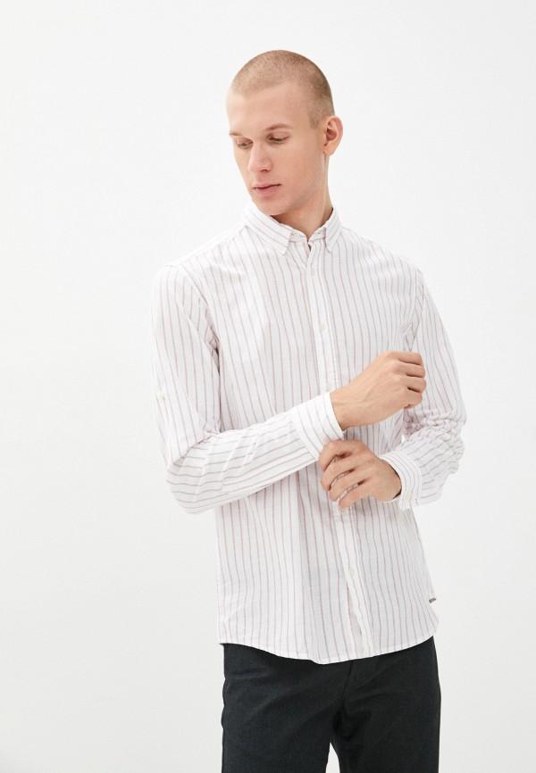 Рубашка Colin's белого цвета