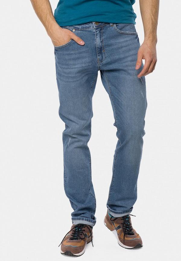 мужские прямые джинсы mr520, синие