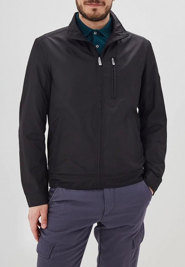 мужская куртка jorg weber, черная