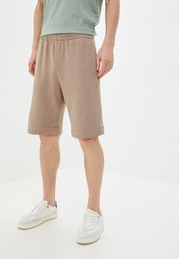 мужские спортивные шорты mark formelle, бежевые