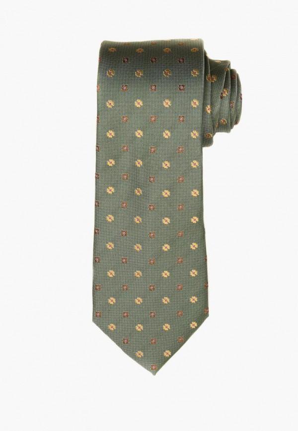 мужские галстуки и бабочки angelo bonetti, зеленые