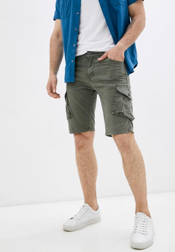 мужские повседневные шорты baon, зеленые