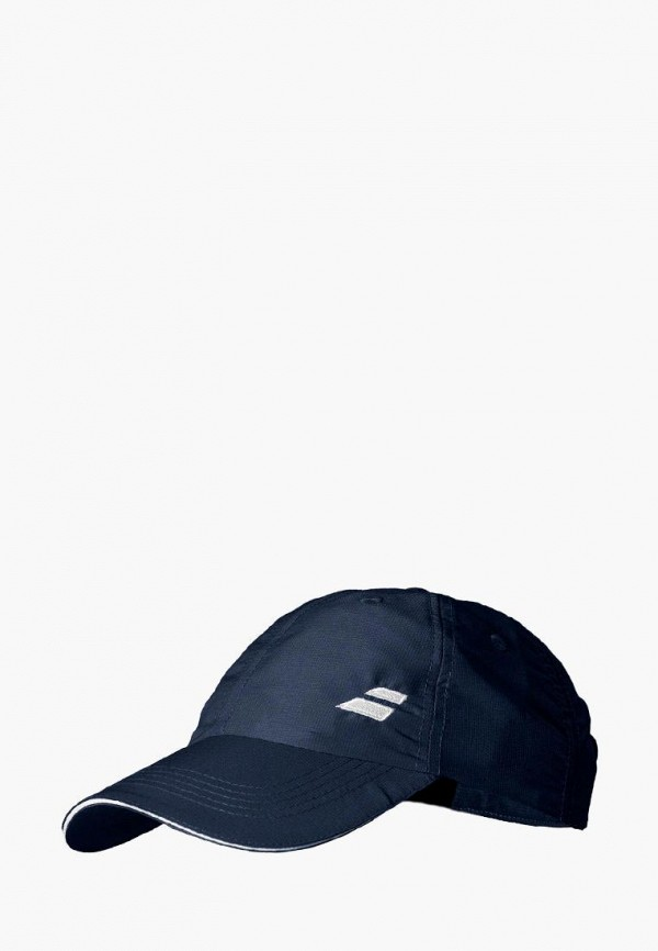 мужская бейсболка babolat, синяя