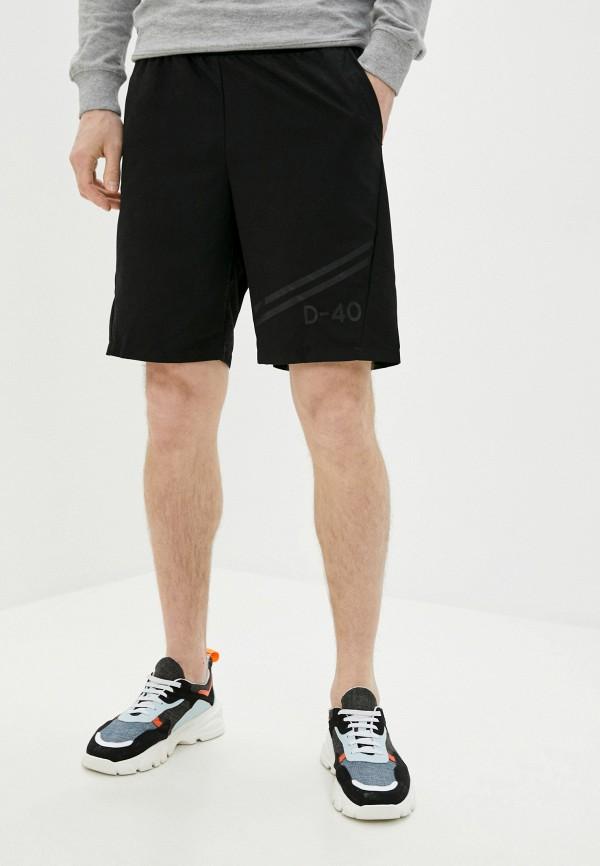 мужские повседневные шорты mark formelle, черные