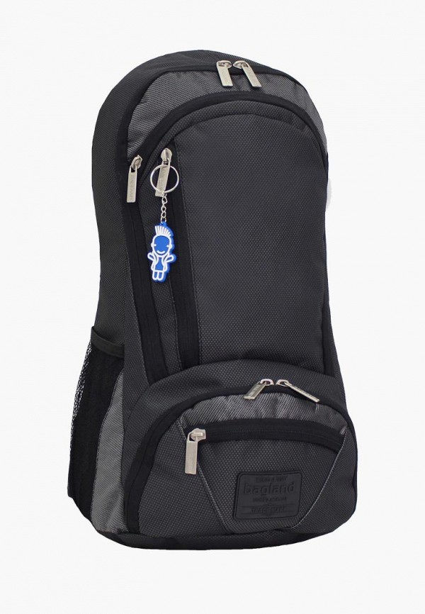 мужской рюкзак bagland, серый