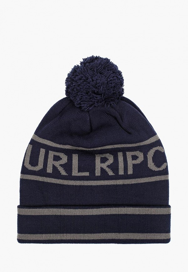 мужская шапка rip curl, синяя