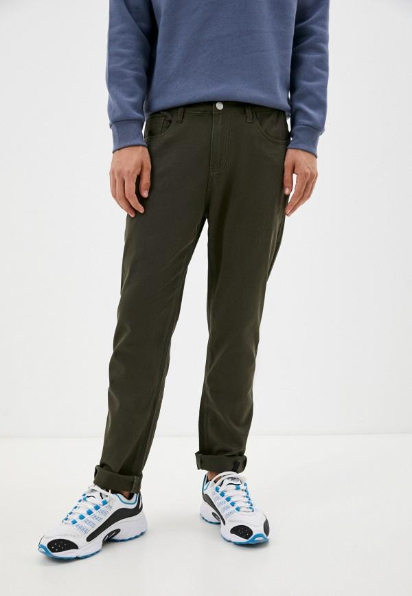 мужские повседневные брюки befree, хаки