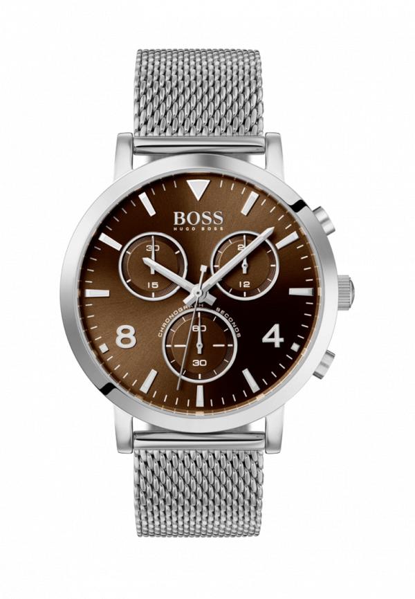 мужские часы hugo boss, серые