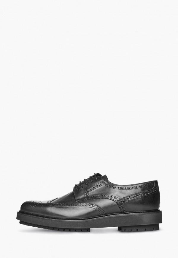 мужские туфли campione, черные