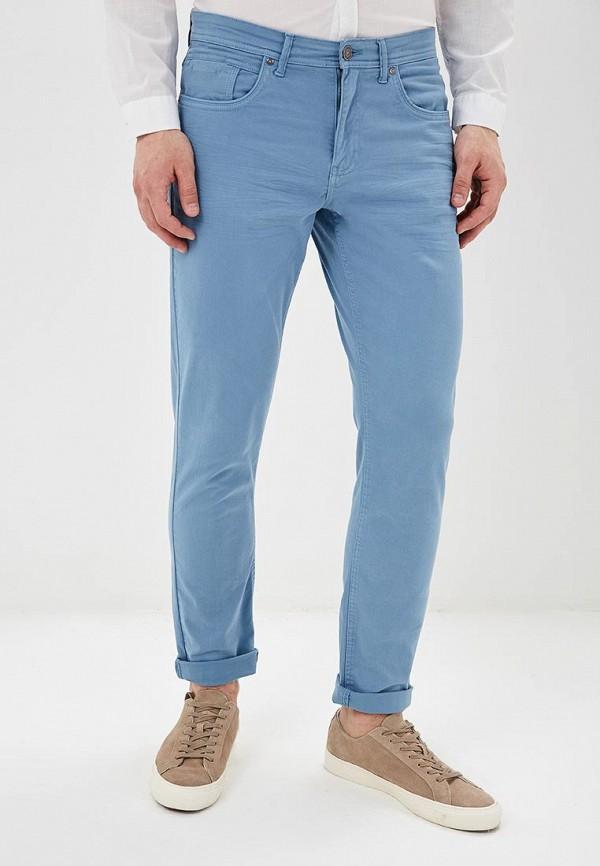 мужские повседневные брюки top secret, голубые