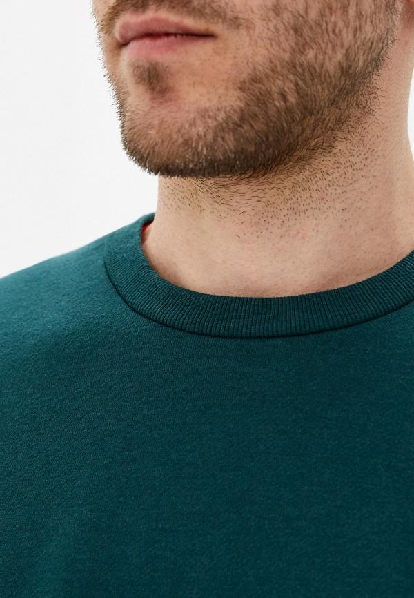 Фото 4 - Свитшот Befree зеленого цвета