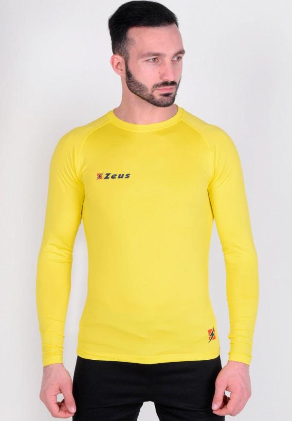 мужское термобелье zeus, желтое