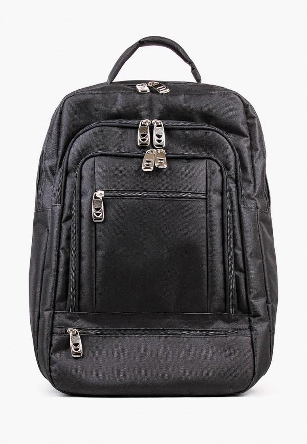 мужской рюкзак медведково, черный