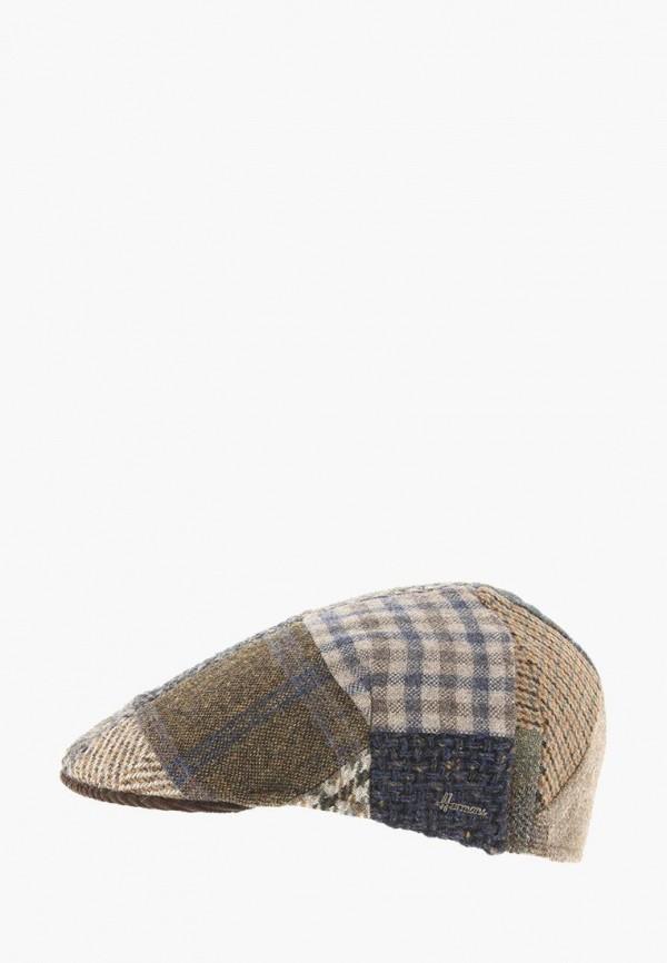 мужская кепка herman, разноцветная