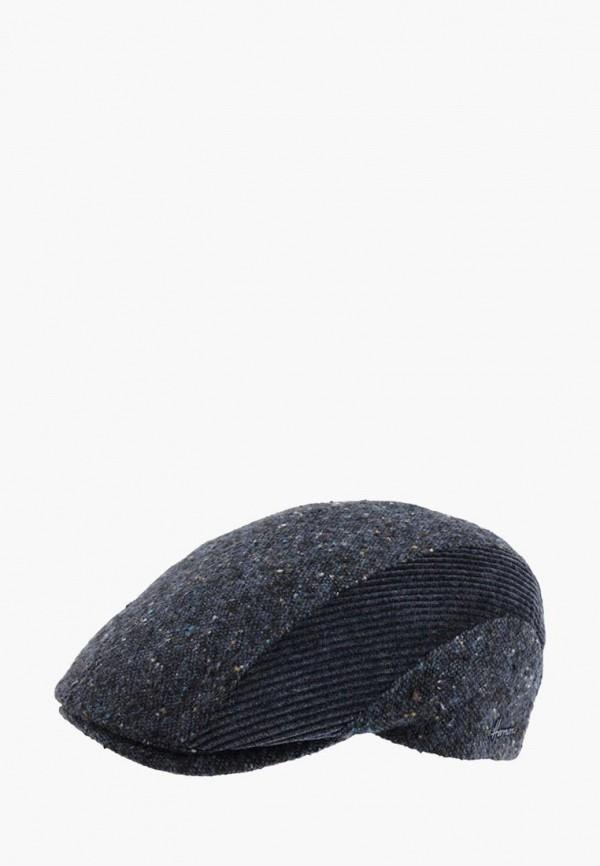 мужская кепка herman, синяя