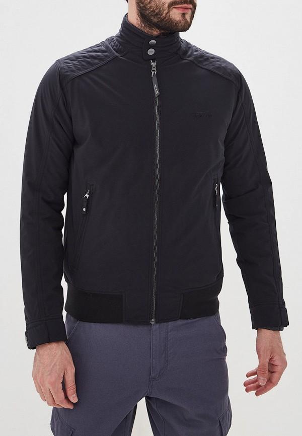 мужская куртка tenson, черная
