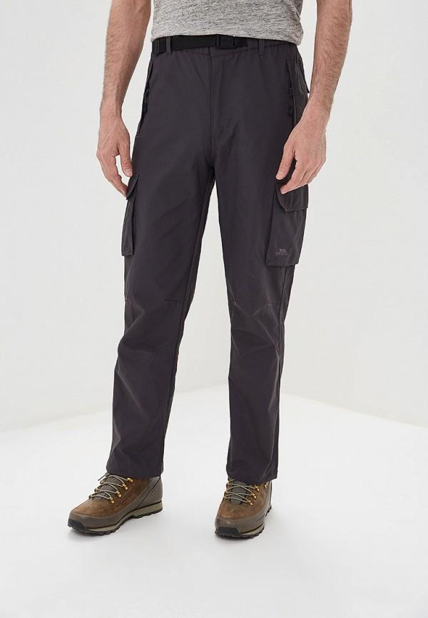 мужские брюки trespass, серые