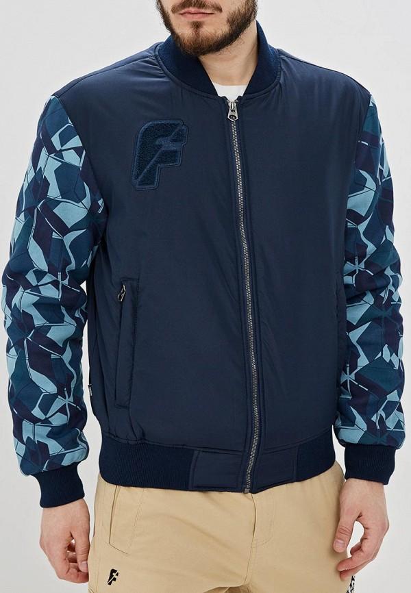мужская куртка forward, синяя