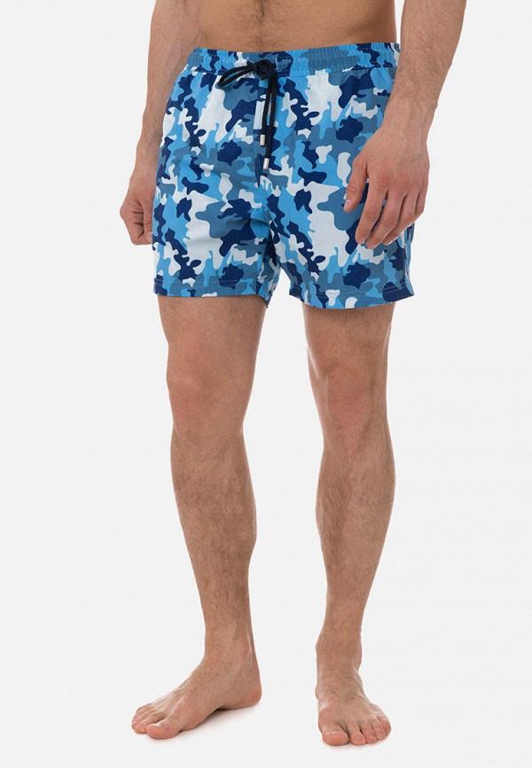 Шорты для плавания John Frank John Frank MP002XM0QSX7 шорты для плавания john frank jfss19sw15 мультиколор 46 48 голубой белый 46 48 размер