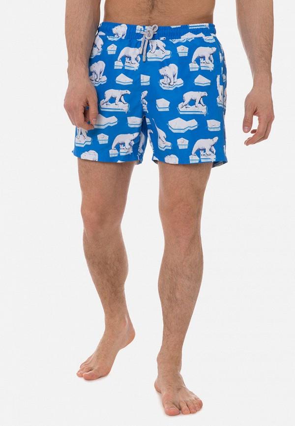 Шорты для плавания John Frank John Frank MP002XM0QSX8 шорты для плавания john frank jfss19sw15 мультиколор 46 48 голубой белый 46 48 размер