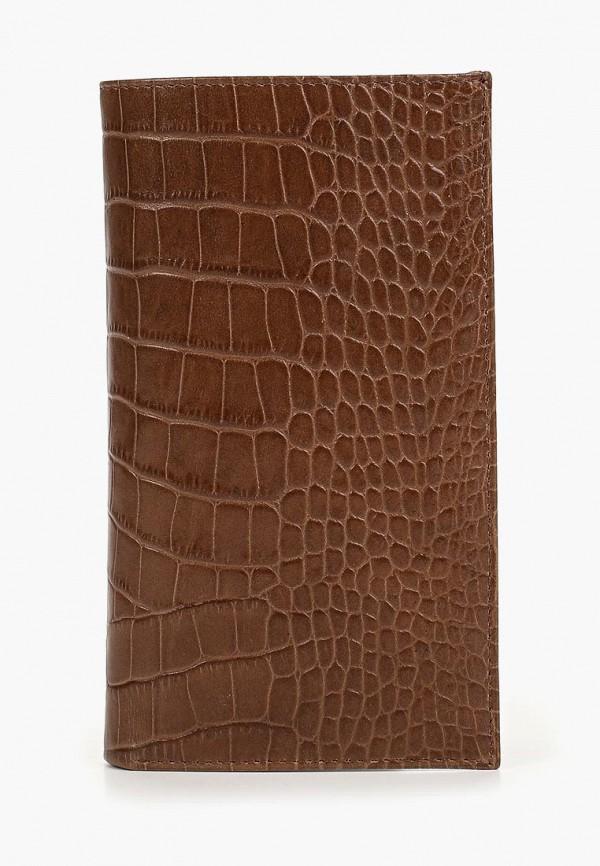 мужской кошелёк baron, коричневый