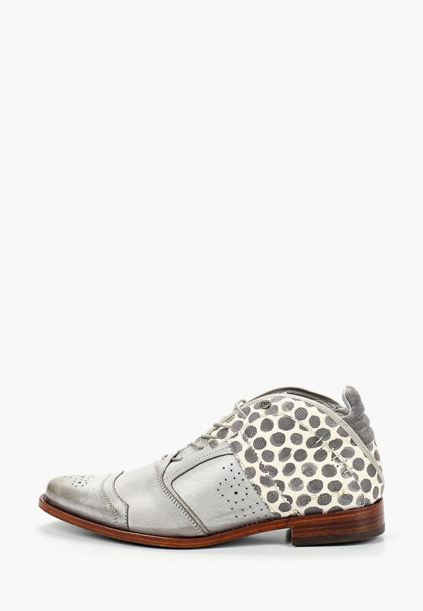 мужские ботинки rehab, серые