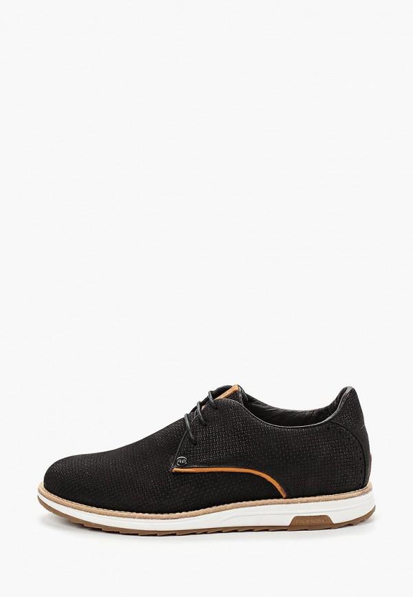 мужские ботинки rehab, черные