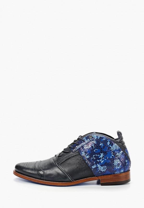 мужские ботинки rehab, голубые