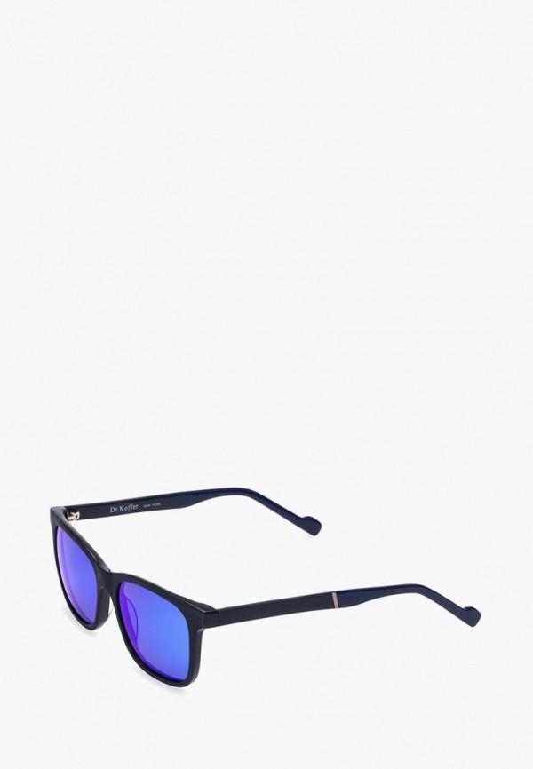 мужские солнцезащитные очки dr.koffer, черные