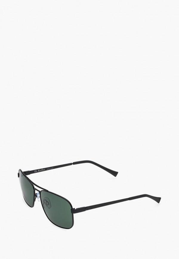 мужские солнцезащитные очки dr.koffer, коричневые