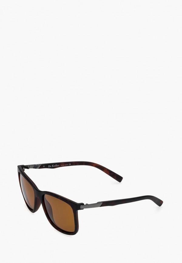 Очки солнцезащитные Dr.Koffer Dr.Koffer MP002XM0QT1B очки солнцезащитные женские mitya veselkov цвет коричневый os 18 037