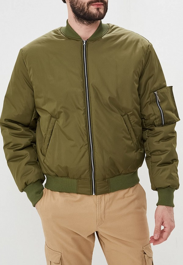 мужская куртка eniland, зеленая