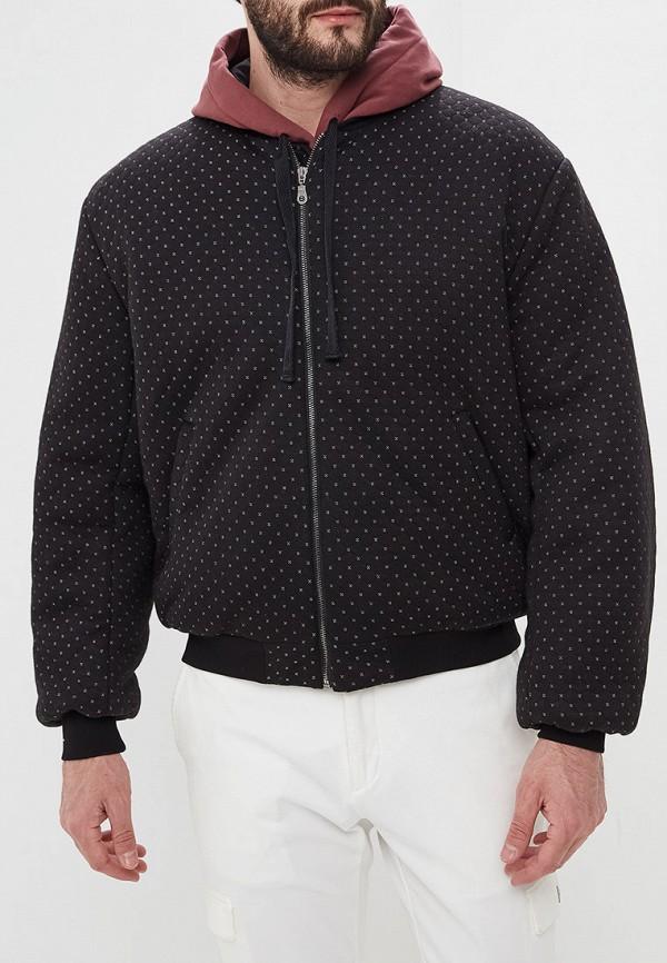 мужская куртка eniland, черная