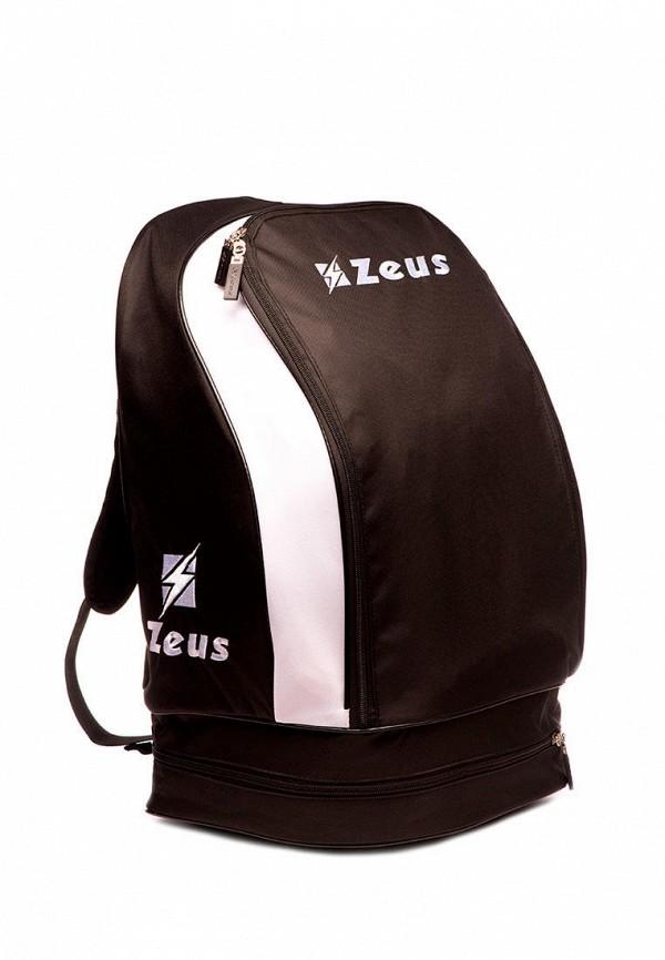 мужской рюкзак zeus, черный