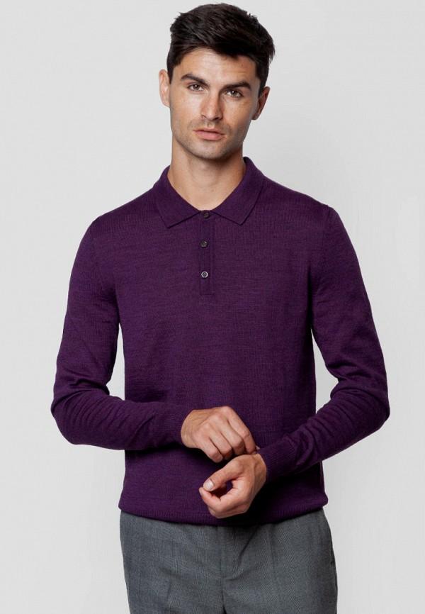 мужской джемпер arber, фиолетовый