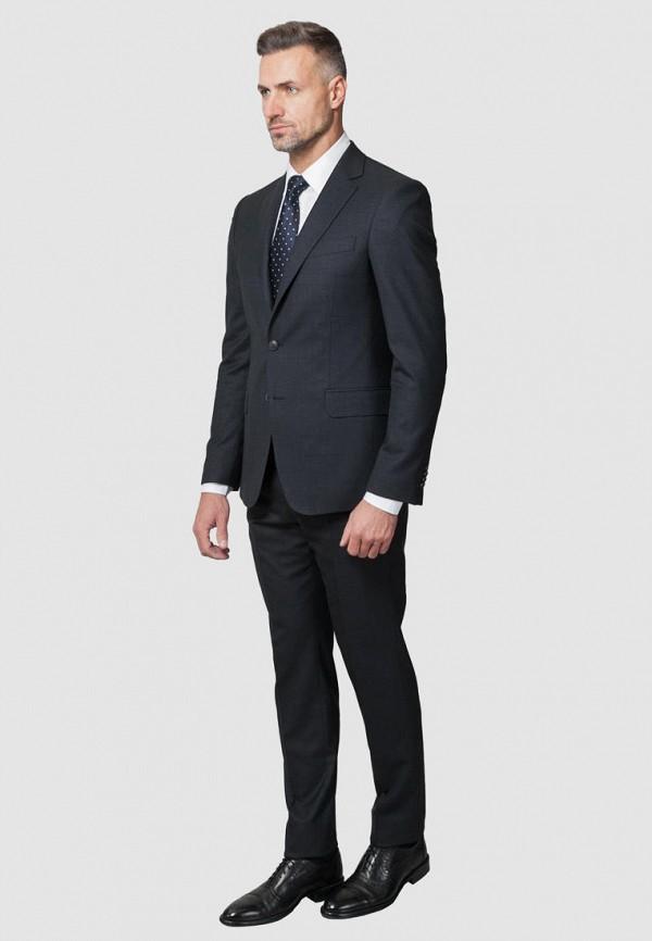 мужской костюм gregory arber, серый