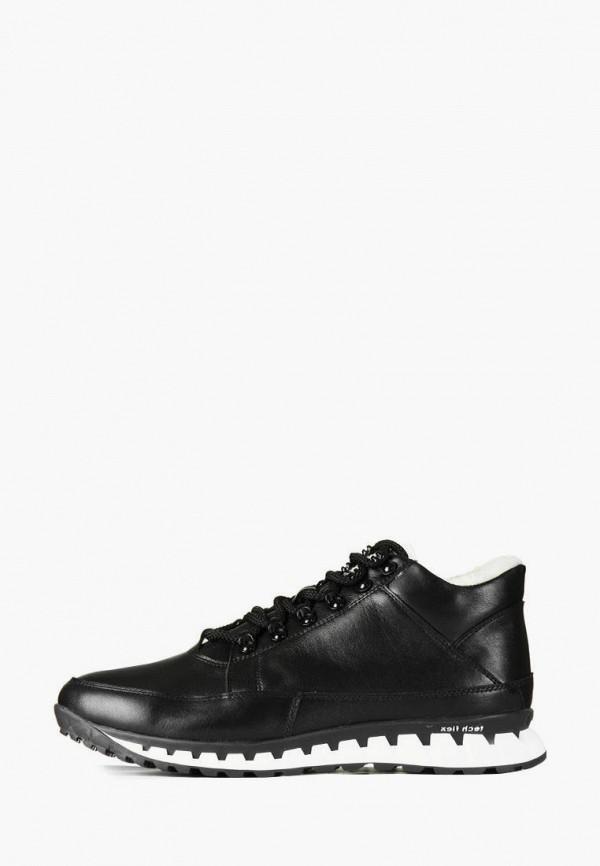 мужские кроссовки vm-villomi, черные