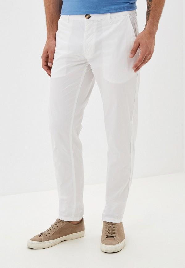 мужские повседневные брюки top secret, белые