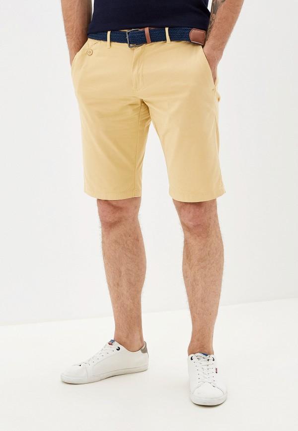 мужские шорты top secret, желтые